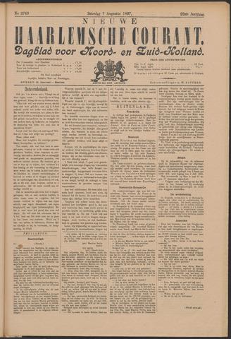 Nieuwe Haarlemsche Courant 1897-08-07