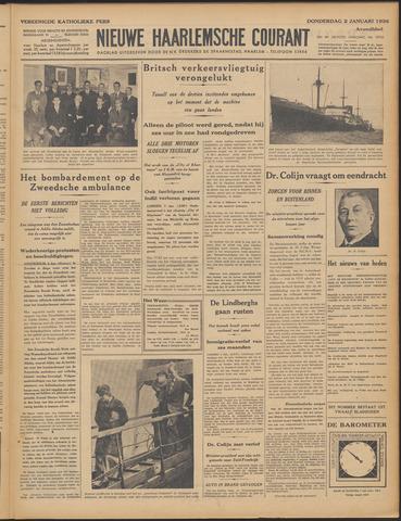 Nieuwe Haarlemsche Courant 1936-01-02