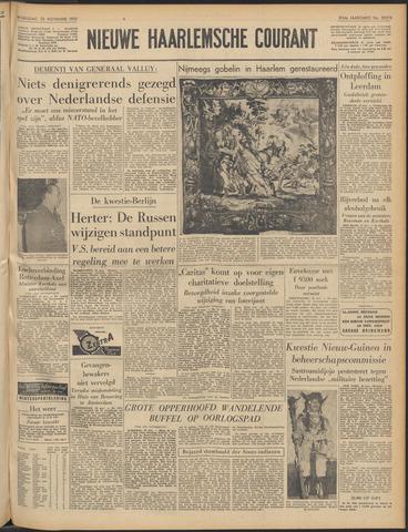 Nieuwe Haarlemsche Courant 1959-11-25
