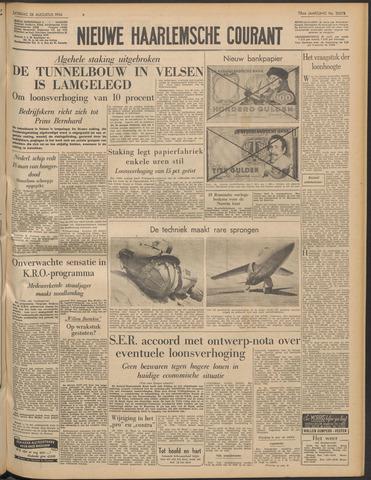 Nieuwe Haarlemsche Courant 1954-08-28