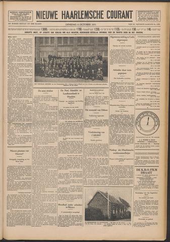 Nieuwe Haarlemsche Courant 1931-10-06
