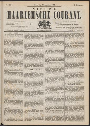 Nieuwe Haarlemsche Courant 1877-08-30