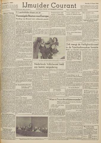 IJmuider Courant 1948-03-13
