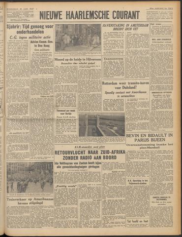 Nieuwe Haarlemsche Courant 1947-06-18