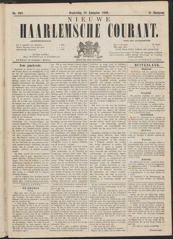 Nieuwe Haarlemsche Courant 1880-08-26