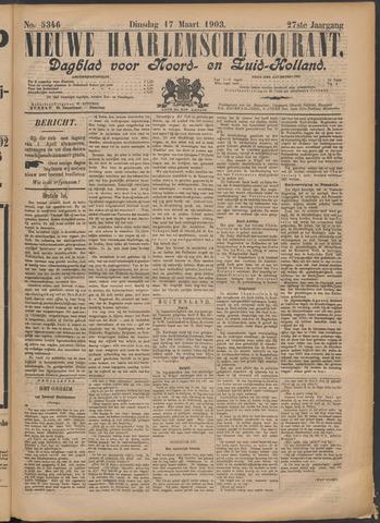 Nieuwe Haarlemsche Courant 1903-03-17