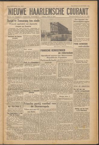 Nieuwe Haarlemsche Courant 1945-10-22