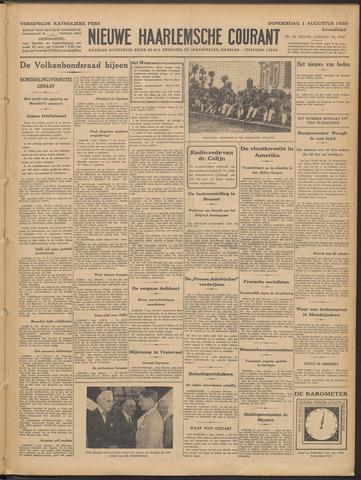 Nieuwe Haarlemsche Courant 1935-08-01