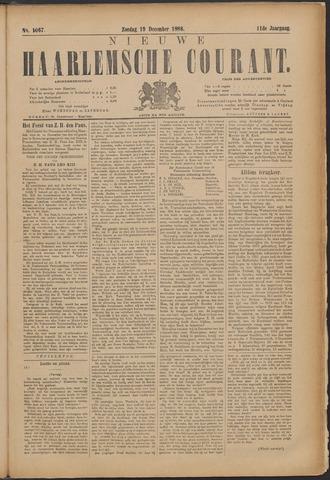 Nieuwe Haarlemsche Courant 1886-12-19