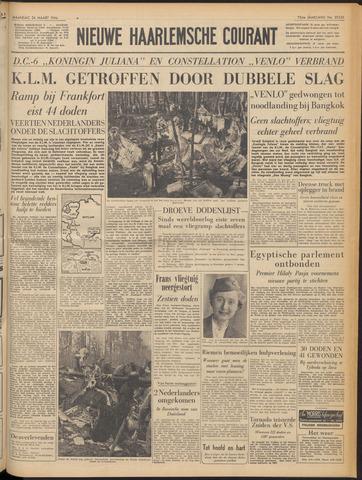 Nieuwe Haarlemsche Courant 1952-03-24