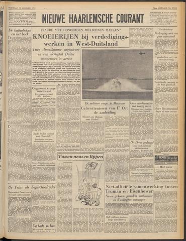 Nieuwe Haarlemsche Courant 1952-11-19