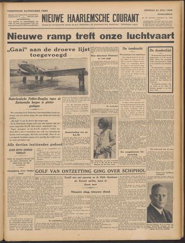 Nieuwe Haarlemsche Courant 1935-07-21