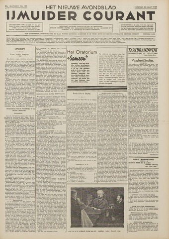 IJmuider Courant 1938-03-26