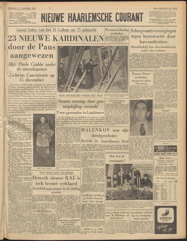Nieuwe Haarlemsche Courant 1958-11-17