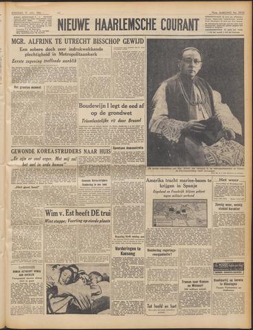Nieuwe Haarlemsche Courant 1951-07-17