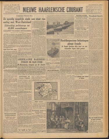 Nieuwe Haarlemsche Courant 1950-09-20