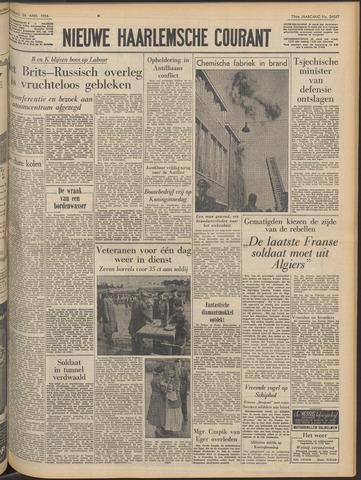 Nieuwe Haarlemsche Courant 1956-04-26