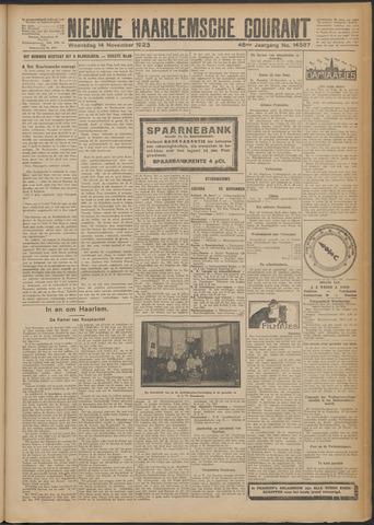 Nieuwe Haarlemsche Courant 1923-11-14