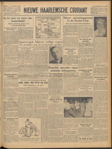 Nieuwe Haarlemsche Courant 1949-08-30