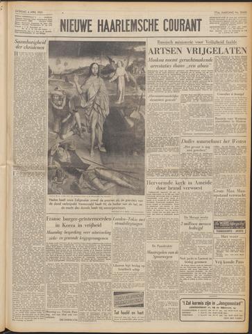 Nieuwe Haarlemsche Courant 1953-04-04