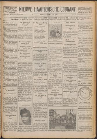 Nieuwe Haarlemsche Courant 1930-03-18