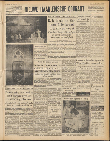 Nieuwe Haarlemsche Courant 1958-12-30
