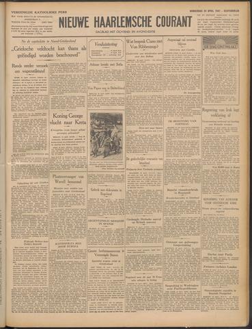 Nieuwe Haarlemsche Courant 1941-04-24