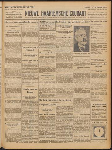 Nieuwe Haarlemsche Courant 1932-12-13