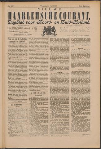 Nieuwe Haarlemsche Courant 1899-06-28