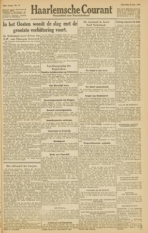 Haarlemsche Courant 1945-01-20