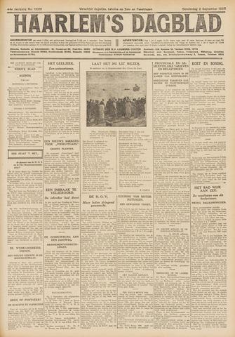 Haarlem's Dagblad 1926-09-02