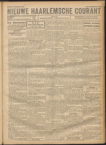 Nieuwe Haarlemsche Courant 1920-11-19