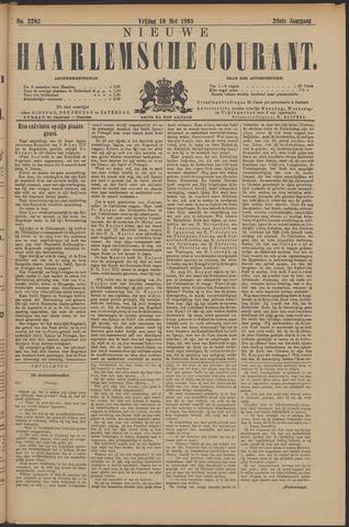 Nieuwe Haarlemsche Courant 1895-05-10