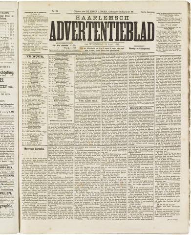 Haarlemsch Advertentieblad 1882-04-12