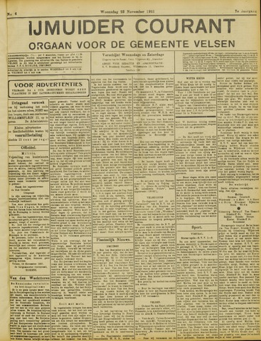 IJmuider Courant 1921-11-23