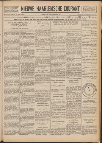 Nieuwe Haarlemsche Courant 1931-11-09