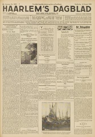 Haarlem's Dagblad 1935-01-10