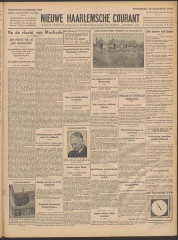 Nieuwe Haarlemsche Courant 1933-08-16