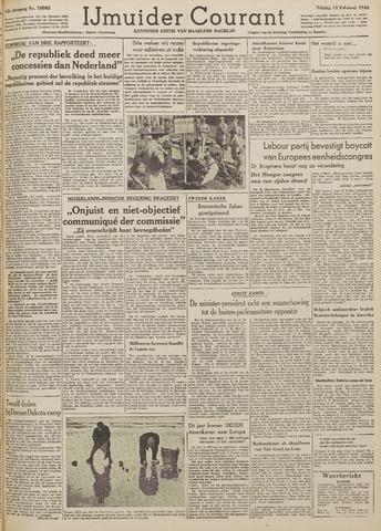 IJmuider Courant 1948-02-13
