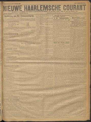 Nieuwe Haarlemsche Courant 1918-09-26