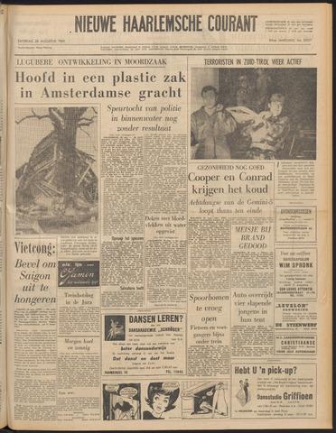 Nieuwe Haarlemsche Courant 1965-08-28