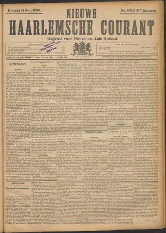 Nieuwe Haarlemsche Courant 1906-11-13