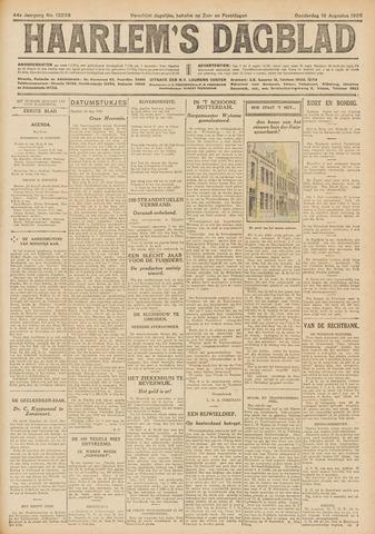 Haarlem's Dagblad 1926-08-19