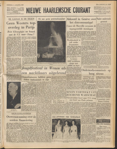 Nieuwe Haarlemsche Courant 1959-08-05