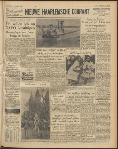 Nieuwe Haarlemsche Courant 1960-11-21