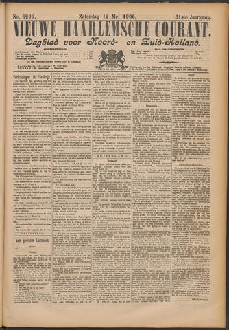 Nieuwe Haarlemsche Courant 1906-05-12