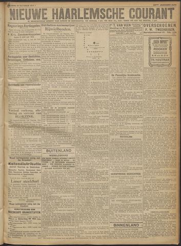 Nieuwe Haarlemsche Courant 1917-10-19