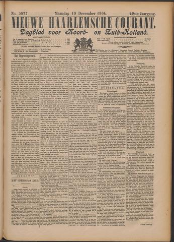 Nieuwe Haarlemsche Courant 1904-12-19