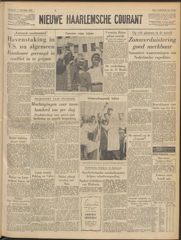 Nieuwe Haarlemsche Courant 1959-10-03