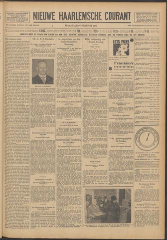 Nieuwe Haarlemsche Courant 1931-02-09